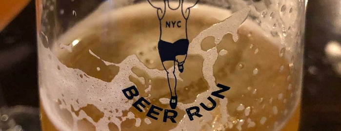 Beer Run NYC is one of Manhattan Bars.