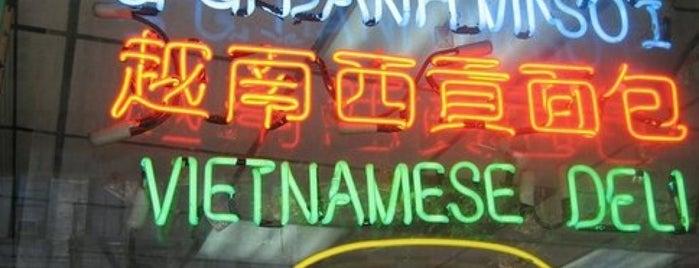 Saigon Vietnamese Sandwich Deli is one of New York.