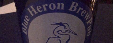 Blue Heron BrewPub is one of Marshfield, WI.