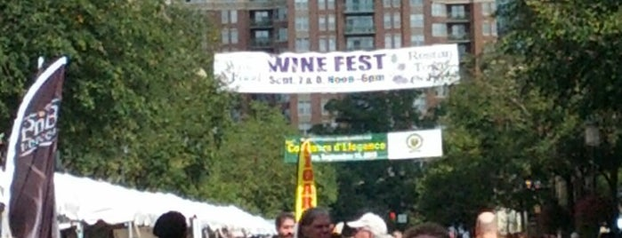 Great Grapes Wine And Food Festival is one of Locais curtidos por Rima.