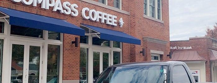 Compass Coffee is one of David 님이 좋아한 장소.