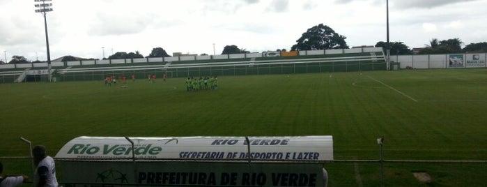 Estadio Mozart Veloso Do Carmo is one of ESTADIOS DE FUTEBOL.