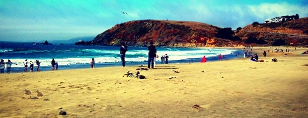Pacifica State Beach is one of Going Back To Cali...Again.