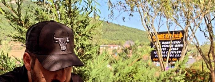 Yeşil Vadi Kır Evi is one of Posti che sono piaciuti a Gökalp.