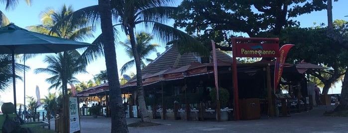 Parmegianno Praia is one of Locais curtidos por Rômulo.