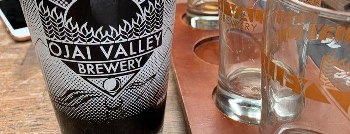 Ojai Valley Brewery is one of Ojai.