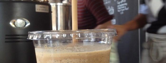 G&B Coffee is one of Barry's LA.