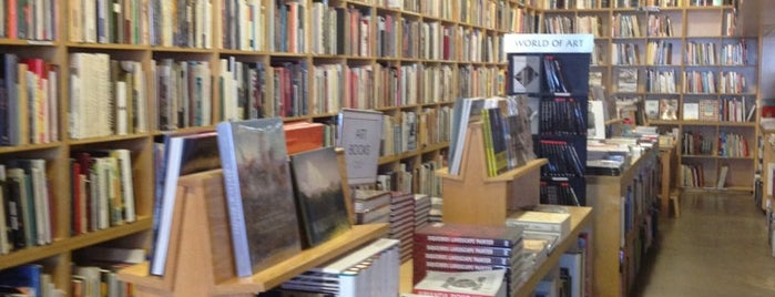 Hennessey + Ingalls Bookstore is one of places to return to (1 of 4).