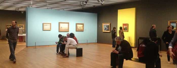 Van Gogh Museum is one of Europe.