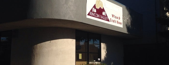 Rincon Valley Tap Room and Bottle Shop is one of สถานที่ที่ Michael ถูกใจ.