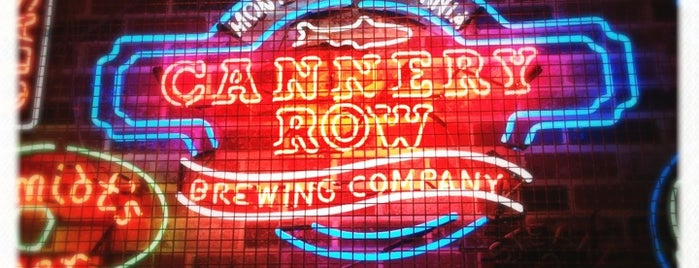 Cannery Row Brewing Company is one of Beers.