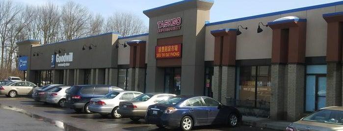 Taskgo Supermarket is one of KW.