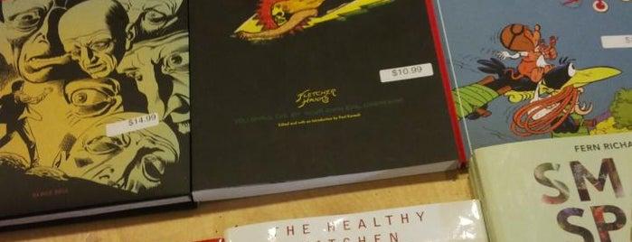 The Bookshelf is one of GTA.