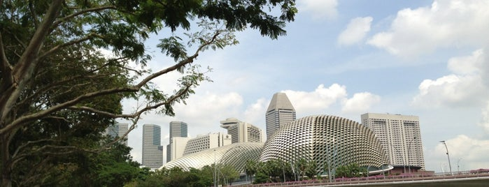 Esplanade Park is one of Best of Singapore.