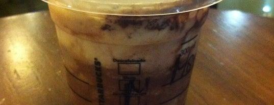 Starbucks is one of Comí en:.