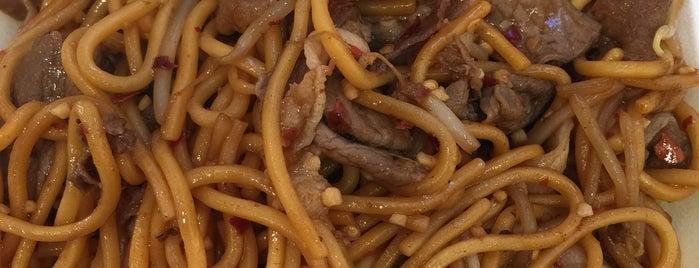 Great Khan's Mongolian BBQ is one of Locais curtidos por Dan.