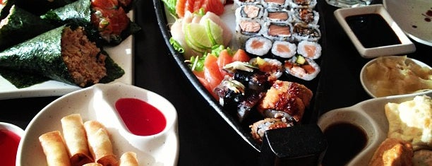 Kodai Sushi is one of Lieux qui ont plu à Eric.