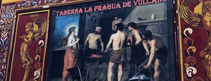 Las Brasas de Vulcano is one of José'ın Kaydettiği Mekanlar.