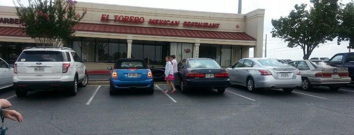 El Torero Mexican Restaurant is one of Orte, die Craig gefallen.