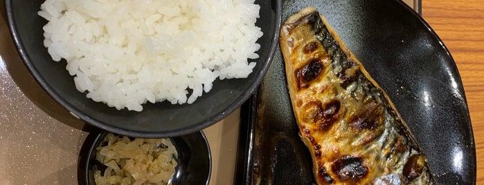 Yayoi Japanese Teishoku Restaurant is one of Favourite Singapore Food Places.