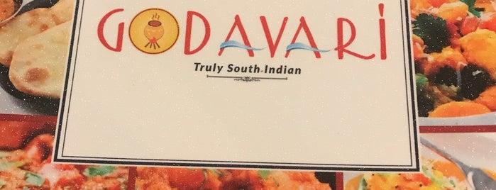 Godavari is one of Nashville Eats.