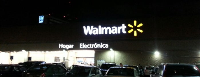 Walmart is one of Locais curtidos por Roberto.