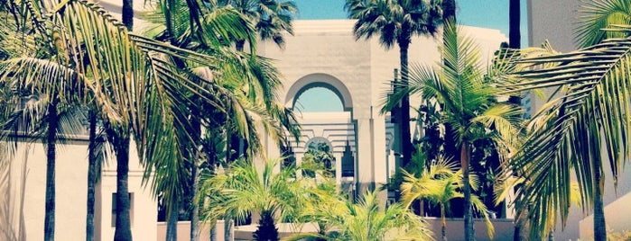 Beverly Hills City Hall is one of USA.