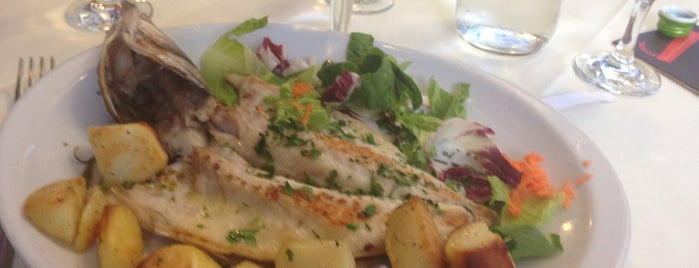 Trattoria Romolo E Remo is one of Rachelさんのお気に入りスポット.