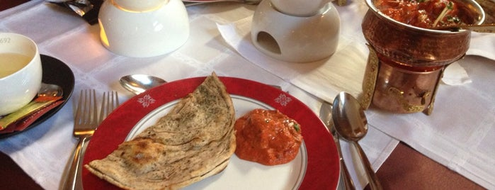 Taj Mahal - Indian Restaurant is one of Must See in Budapest !.