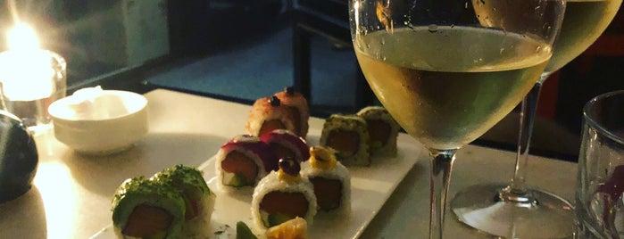 SushiTrue is one of Eugenia'nın Beğendiği Mekanlar.