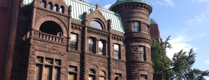 Heurich Mansion (The Brewmaster's Castle) is one of DC Bucket List 2.
