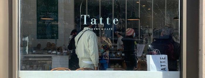 Tatte Bakery is one of Kurtis : понравившиеся места.