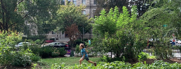 T Street Park is one of Nation's Capitol.