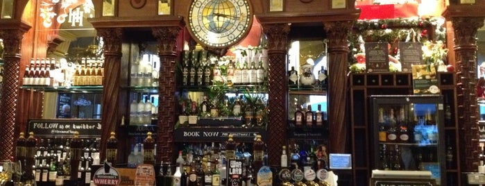 The Horniman at Hays is one of VISITED BARS/PUBS.