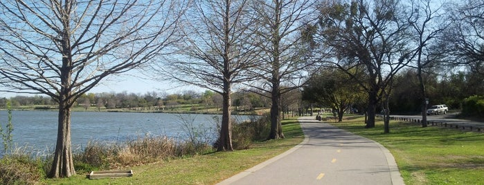 White Rock Lake Park is one of InSite - Dallas.