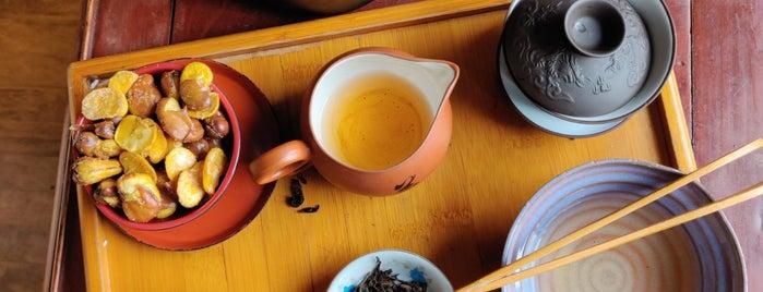 Tao of Tea is one of explore Portland.