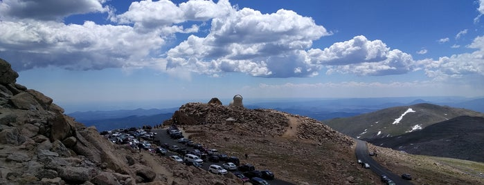 Meyer-Womble Observatory is one of Denver.