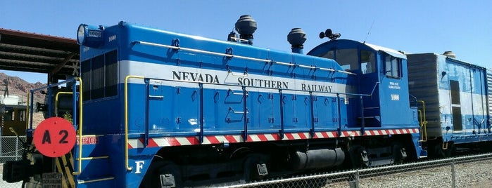 Nevada Southern Railroad is one of JL Johnsonさんのお気に入りスポット.