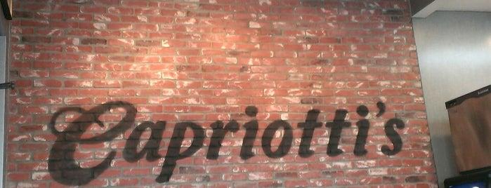 Capriotti's Sandwich Shop is one of Roberta 님이 좋아한 장소.
