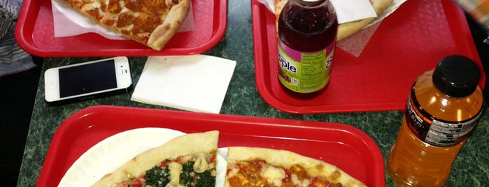 Gramercy Park Pizza is one of Comidas Nueva York.