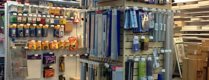 DaVinci Art Supply is one of Whitney Member Discounts.