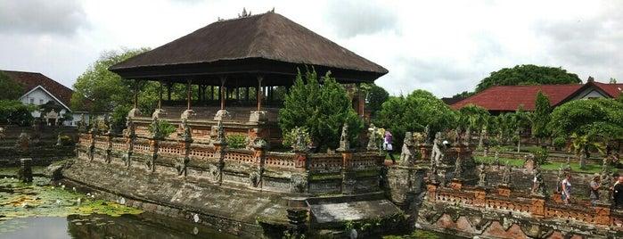 Taman Gili Kerta Gosa is one of Bali, Indonesia.