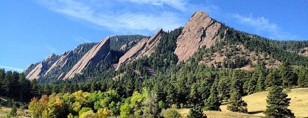 Colorado Chautauqua National Historic Landmark is one of 36 Hours in Denver.