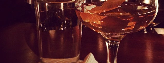 Featherweight is one of 25 Top Cocktail Bars in NYC.