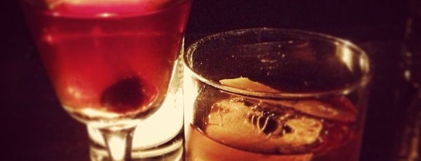Rye is one of NYC // Places to Drink.