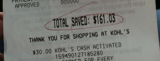 Kohl's is one of Lugares favoritos de Kyle.