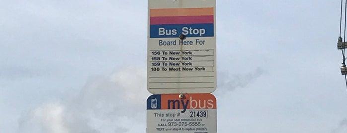NJT - Bus 158 via River Rd is one of Posti che sono piaciuti a Patrick.