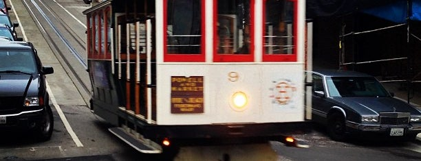 Hyde Street Cable Car is one of San Francisco - 2014 trip.