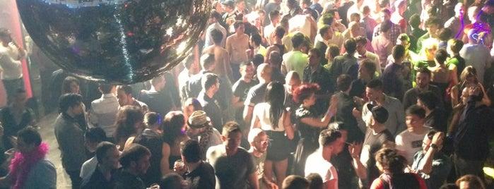 Nightclubs around the world!