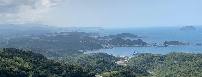 九份老街觀景平臺 is one of Taiwan.